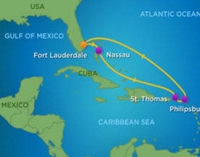 Royal Caribbean Harmony Eastern Caribbean Itinerary