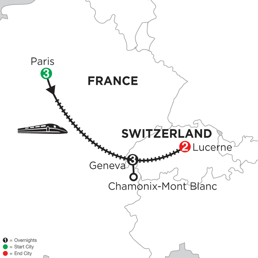 map-independent-travel-europe-2017-paris-geneva-mont-blanc-lucerne-9days