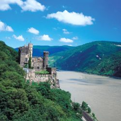 Saturday, November 3Castles & Middle Rhine River, Germany