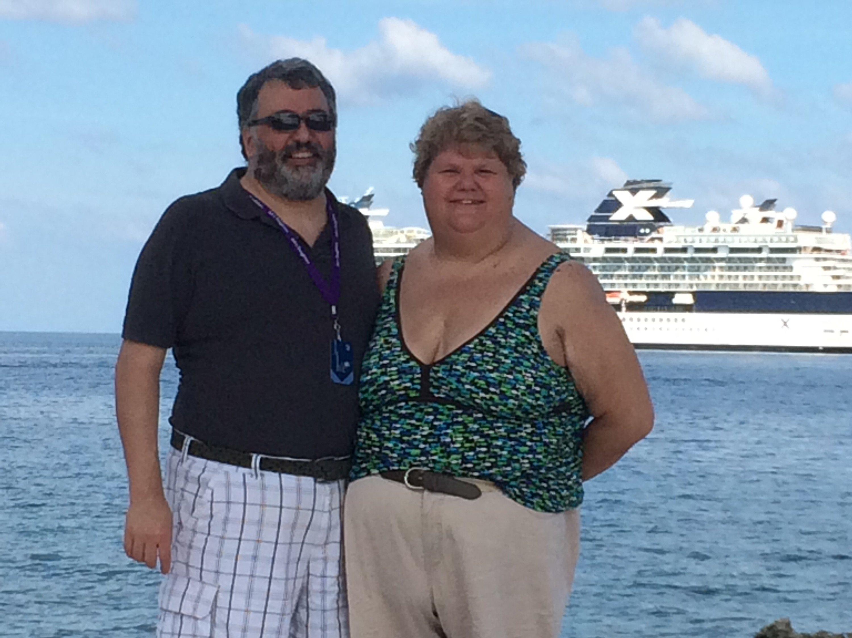 Becky & Patrick