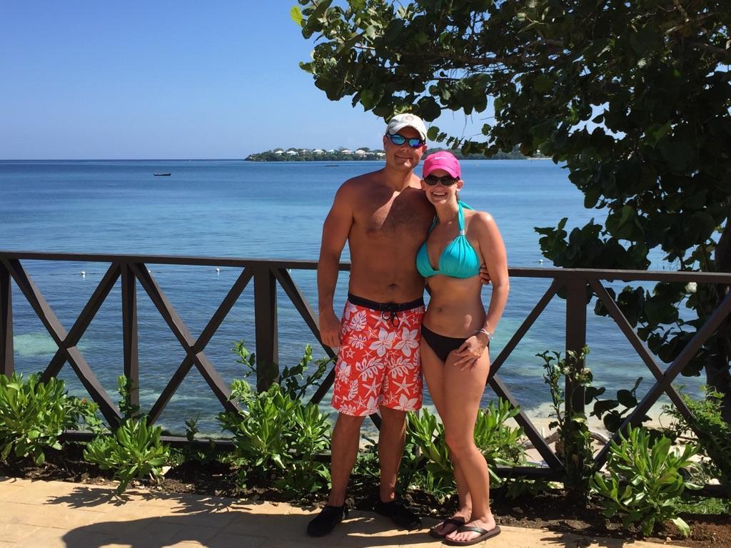 Leslie & Jonathan