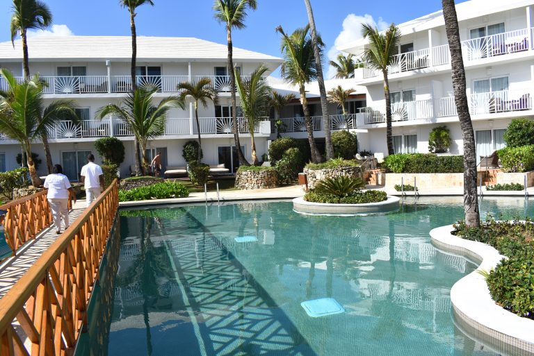 Excellence Resort Punta Cana homepage