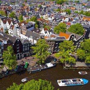 Wednesday, October 31Amsterdam & cruise begins