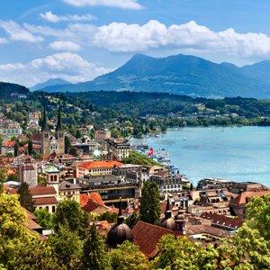 Wednesday, November 7Basel & Lucerne, Switzerland