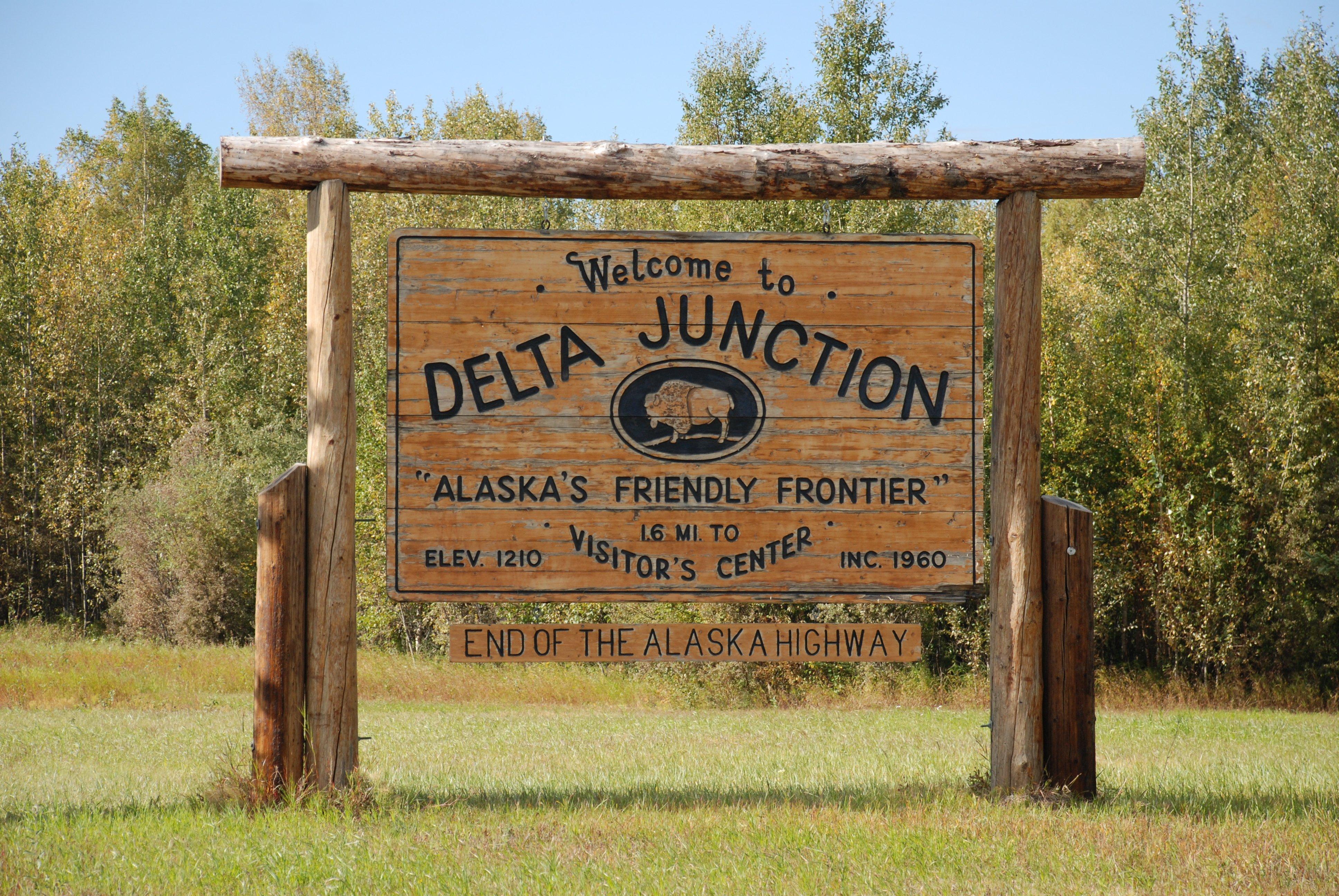 Tuesday, June 4Delta Junction