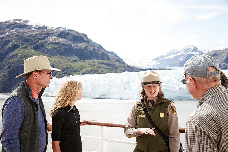 Thursday, May 30Glacier Bay NP